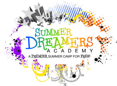 Logo of Summer Dreamers Academy, logo