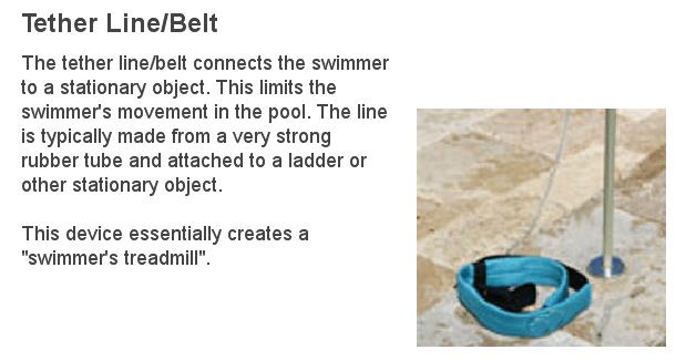 Tether line / belt