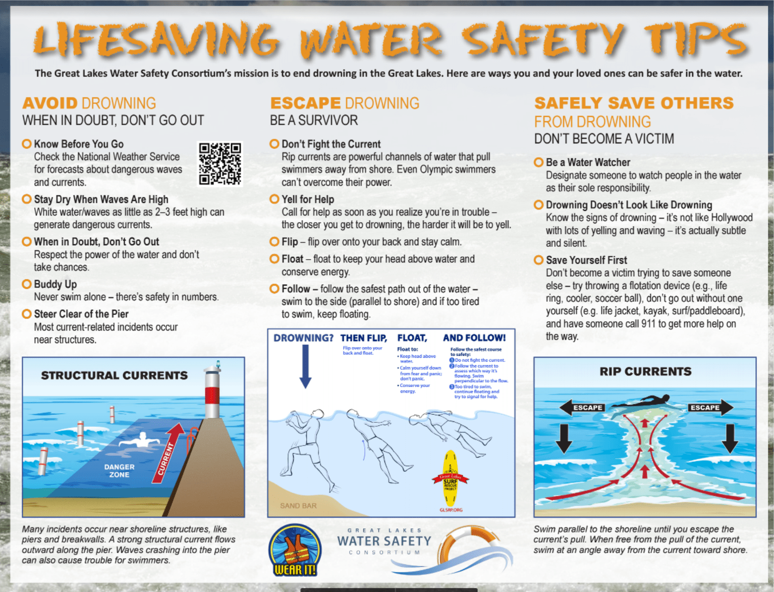 Water Safety Brochure